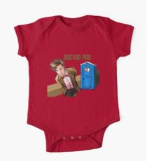 Doctor Poo Kids Clothes