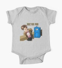 Doctor Poo One Piece - Short Sleeve