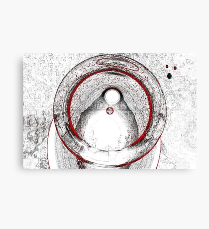 The Ring Canvas Print