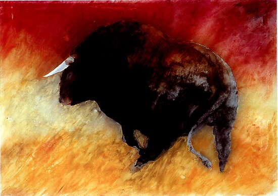 The bull by lillo