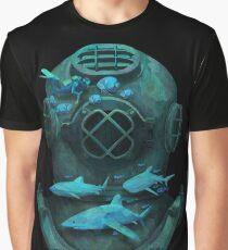 Deep diving Graphic T-Shirt