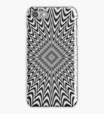 Silver Square iPhone Case/Skin