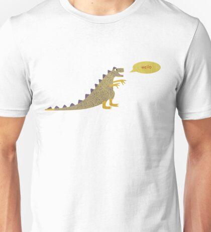 Not a very scary dinosaur T-Shirt
