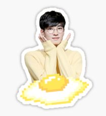 Wonwoo egg | Seventeen Sticker