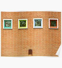 picture frames Poster