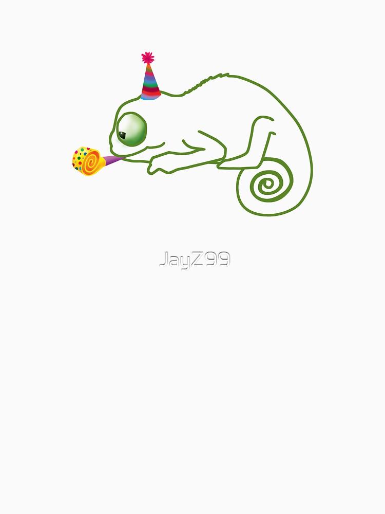 Chameleon partay animal by JayZ99