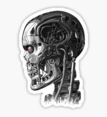 Terminator Profile Sticker