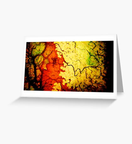 Africa A15 Greeting Card
