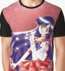 Eternal Sailor Mars Graphic T-Shirt