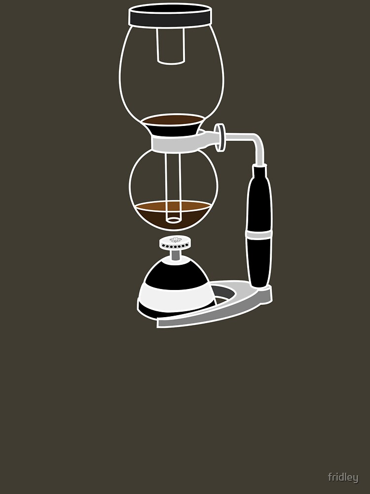 Coffee Monkey - Syphon Coffee by fridley