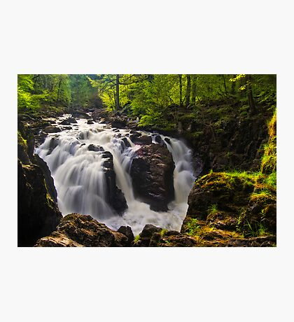 Falls Of Braan Photographic Print