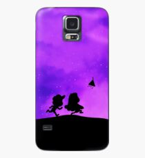 Gravity Falls - Purple Case/Skin for Samsung Galaxy