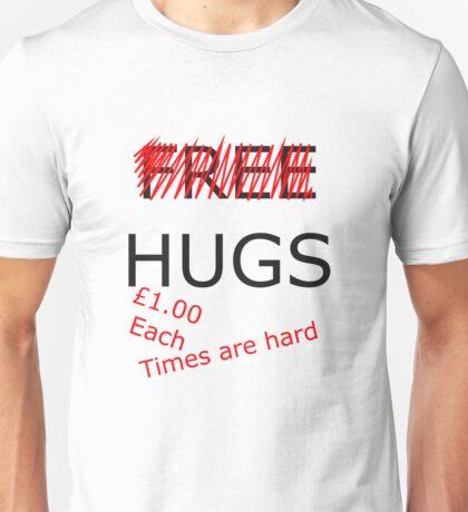 no more free hugs T-Shirt