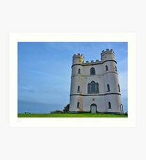 lawrence castle  Art Print