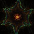 Space Fractal by cshphotos