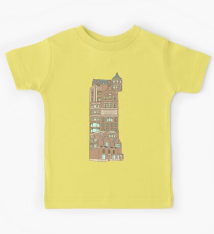 institute of schizophrenic architects Kids Clothes