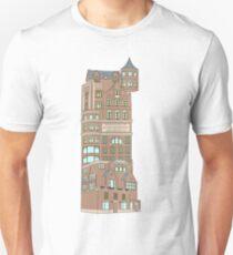 institute of schizophrenic architects T-Shirt