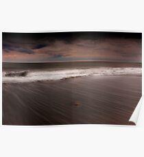 Pebble Beach - Cork Ireland Poster