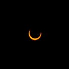 California Solar Eclipse May 2012 by Howard Lorenz