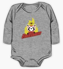 Future Industries Fire Ferrets One Piece - Long Sleeve