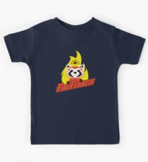Future Industries Fire Ferrets Kids Tee
