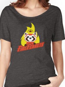 Future Industries Fire Ferrets Women's Relaxed Fit T-Shirt