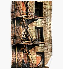 Dilapidated Poster