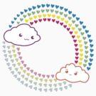 Kawaii cloudy love by JayZ99