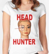 head hunter Women's Fitted Scoop T-Shirt