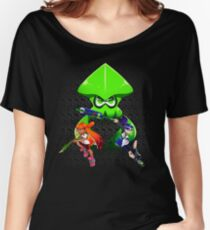 Splatoon Trio Women's Relaxed Fit T-Shirt