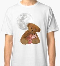 bear with a heart Classic T-Shirt