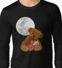 bear with a heart Long Sleeve T-Shirt