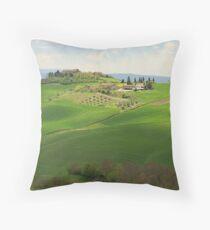 Valdarbia - Toscana Throw Pillow
