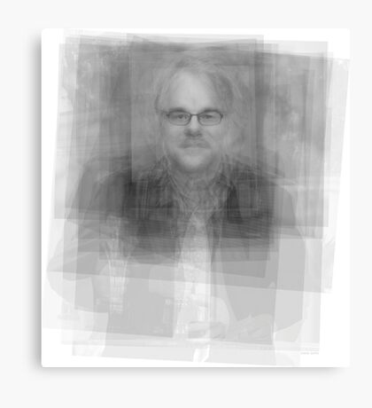 Philip Seymour Hoffman Canvas Print