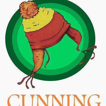 CUNNING! by WayneT37