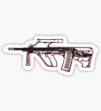 F88 Steyr Sticker