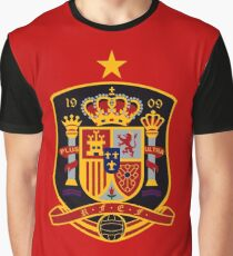 Spain. Espana. Graphic T-Shirt