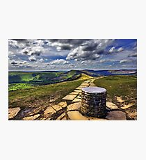 Losehill Derbyshire Photographic Print