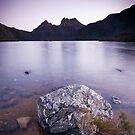 Cradle at Dusk - Cradle Mountain, Tasmania by Liam Byrne