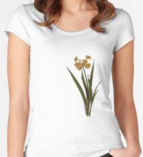 Wild Jonquil Women's Fitted Scoop T-Shirt
