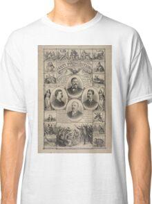 Anti Prohibition by Kurz & Allison (1888) Classic T-Shirt