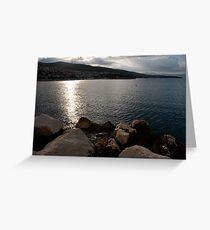 adriatic sea croatia Greeting Card