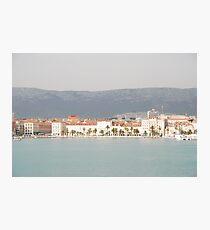 adriatic sea croatia split Photographic Print