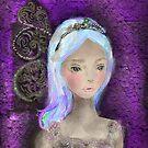 Medieval Angel by YazminBasa