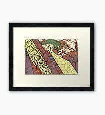 In a simplistic manner Framed Print