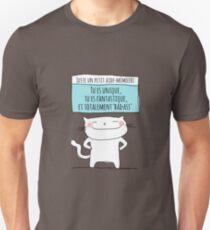 Un petit aide-mémoire... tu es fantastique! / Ooh la la ! (French doodles) Unisex T-Shirt