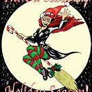 Bewitching Christmas by Brian Belanger