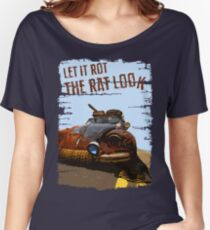 Let It Rot - The RAT Look Women's Relaxed Fit T-Shirt