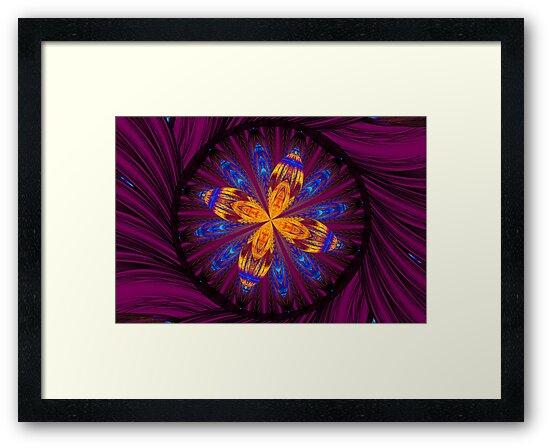 In the Purple by Sandy Keeton