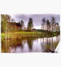 Landscape - HDR Poster
